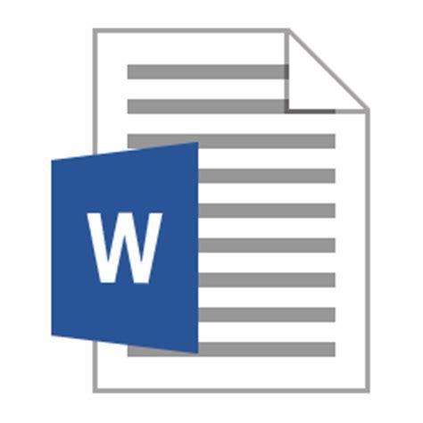 Clean CV Template Design in Microsoft Word Docx file